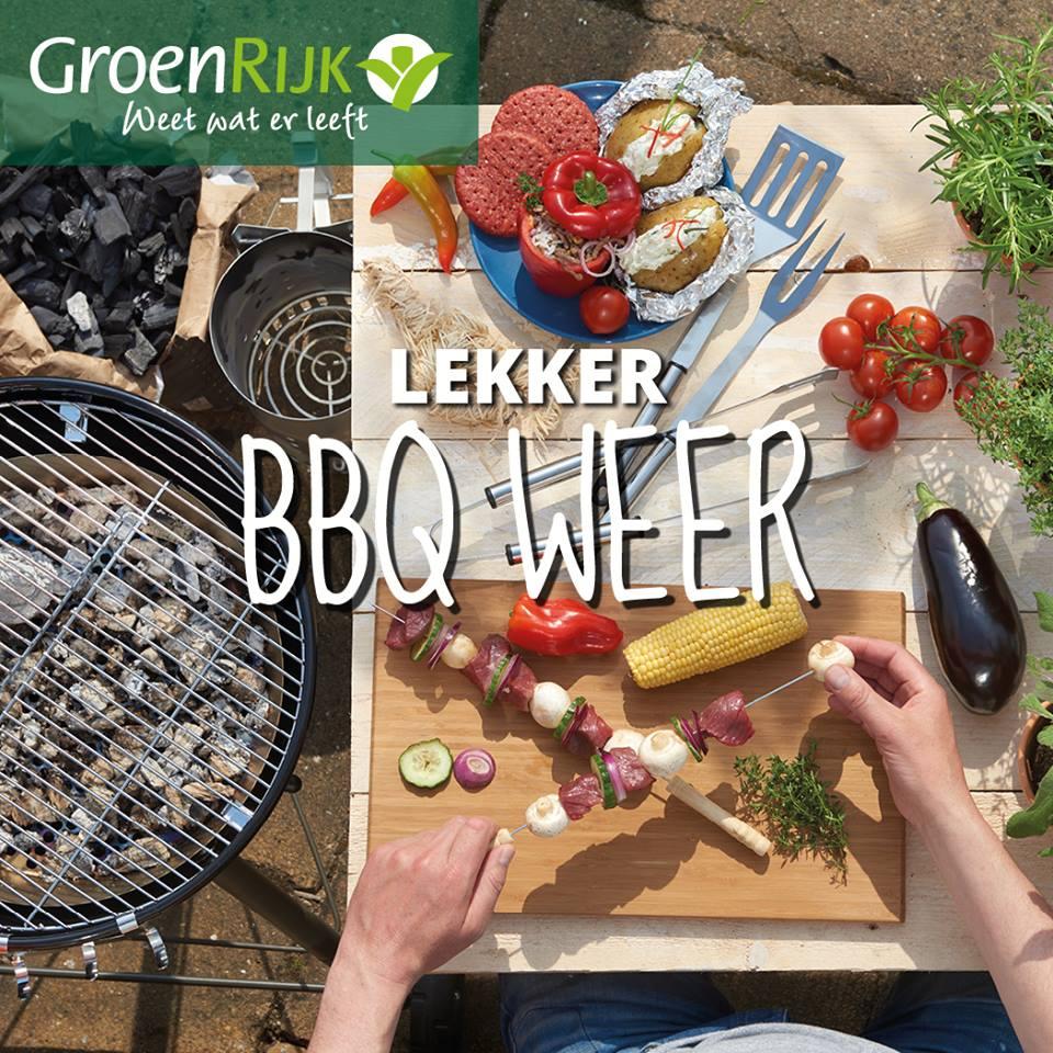Barbecue artikelen GroenRijk Den Bosch