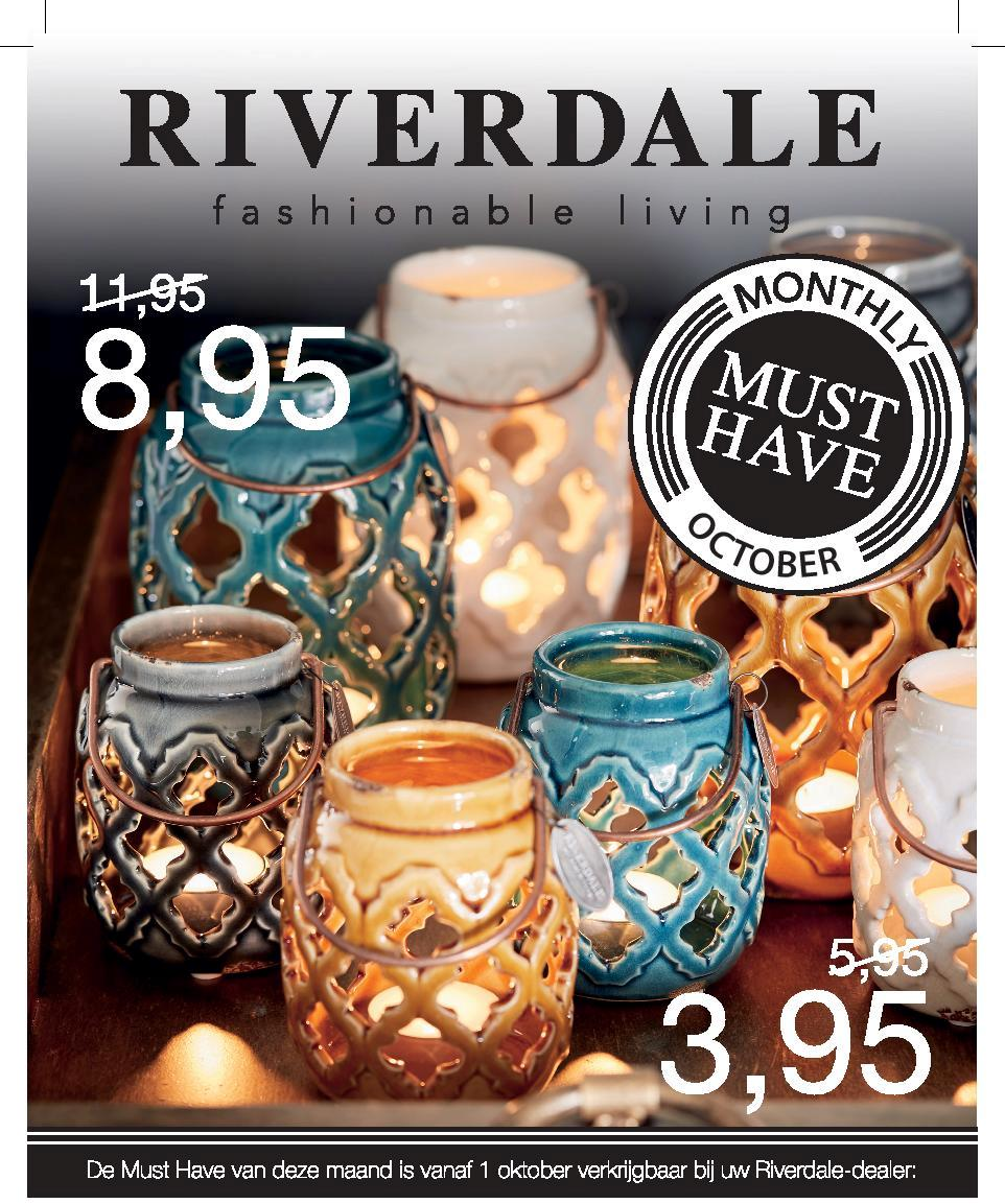Riverdale aanbieding