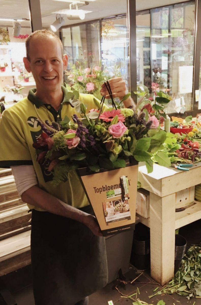 Bloemen bestellen Den Bosch