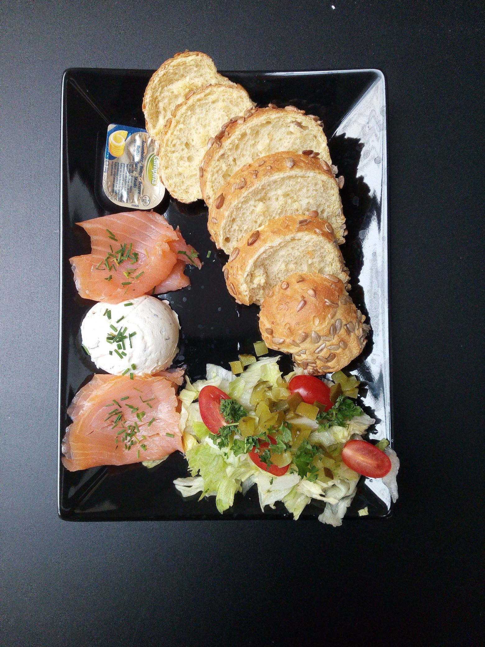 Broodje lunchroom Den Bosch