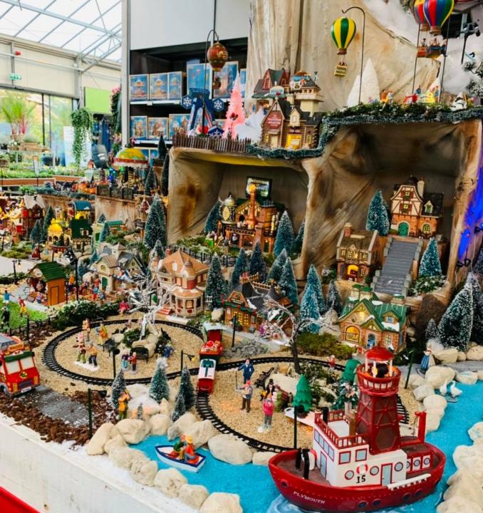 Kersthow 2020 | GroenRijk Den Bosch