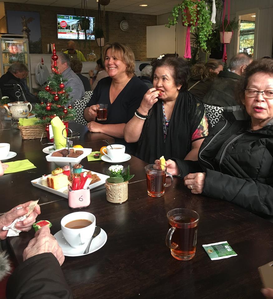 Boek een gezellige High Tea nabij Vlijmen!