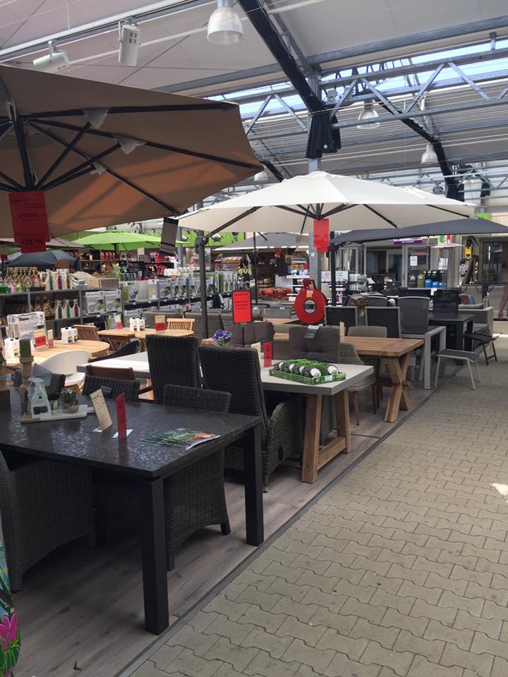 Tuinmeubelen in Den Bosch