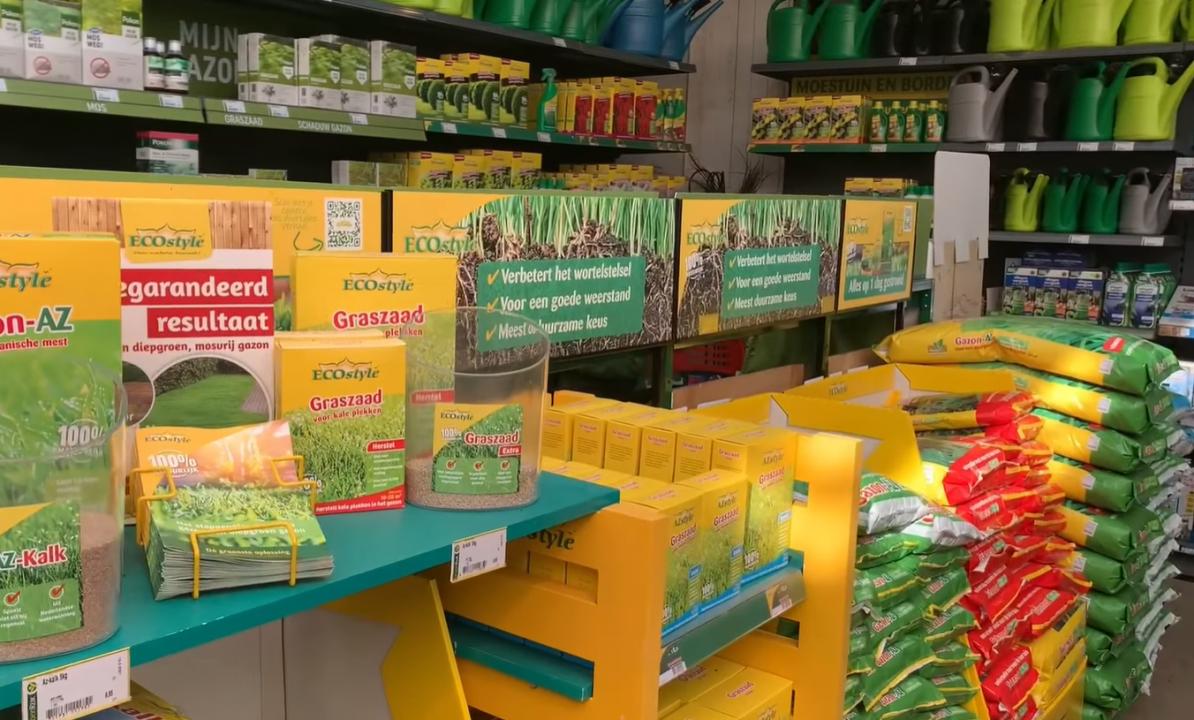 Tuinplanten, tuingereedschap, tuinmeubelen kopen Brabant