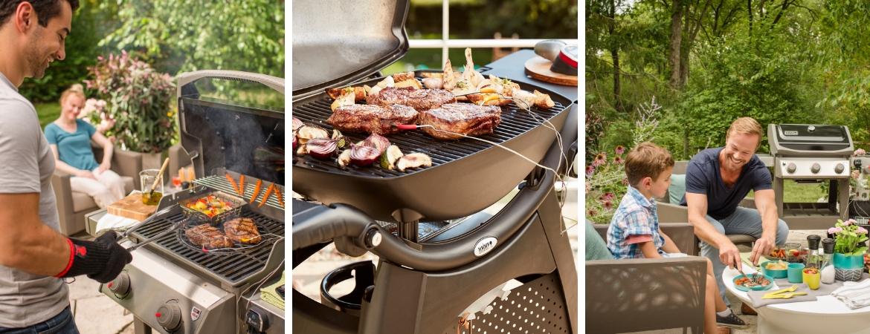 Gasbarbecue van Weber kopen
