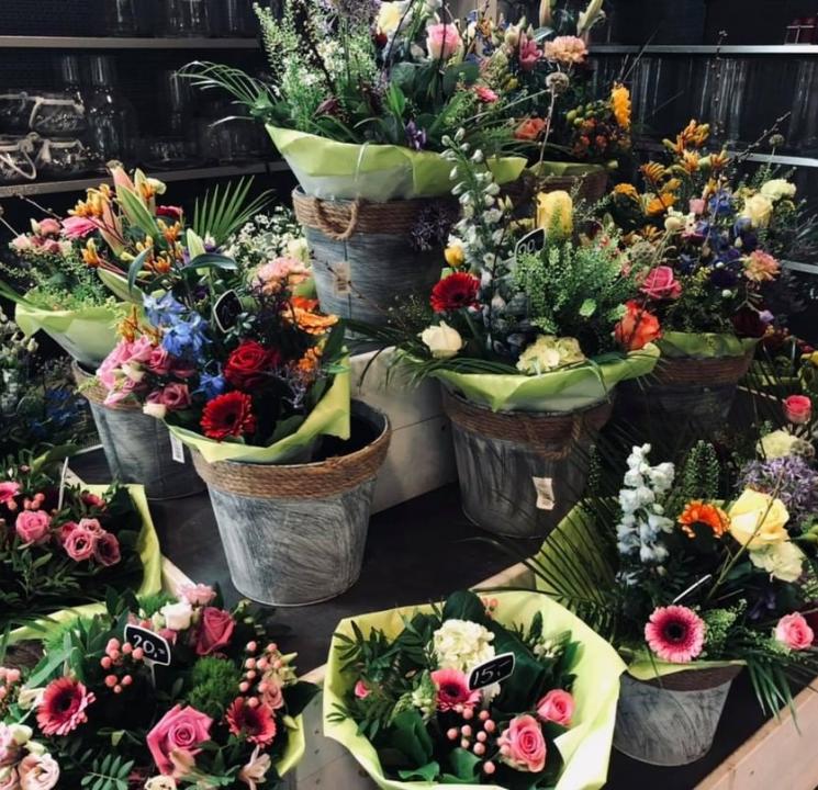 Snijbloemen kopen in onze bloemenhoek | GroenRijk Den Bosch