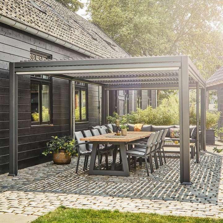 Veranda of overkapping kopen   GroenRijk Den Bosch   Top Veranda's