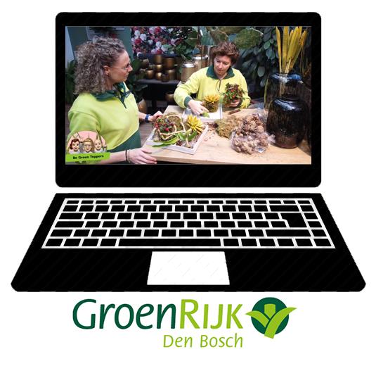 Online workshop volgen | GroenRijk Den Bosch